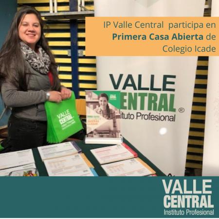 IP Valle Central participa en Primera Casa Abierta de Colegio Icade
